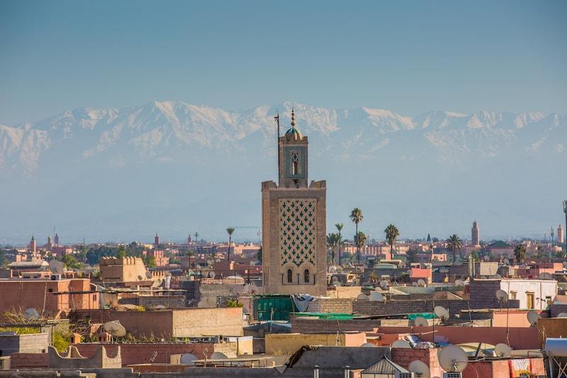 Week-end Tunisie